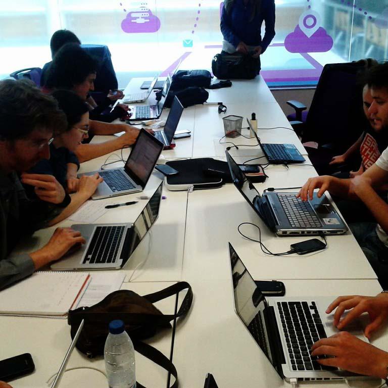 Hackathon ondernemerschap onderwijs